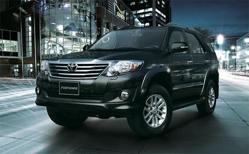 Toyota Việt Nam tăng giá hàng loạt xe