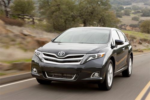 Toyota khai tử Venza