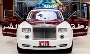 Cảnh sát Abu Dhabi sắm Rolls-Royce Phantom
