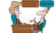 Luật sư trung thực