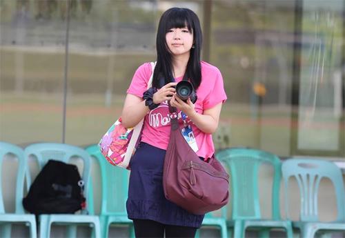 anh 3 7776 1413000430 4403 1427190093 Nữ phóng viên Nhật quyết theo đuổi Công Phượng đến Malaysia