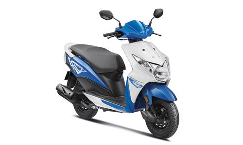 Honda Dio - xe ga giá 760 USD