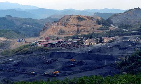Nghi án chôn giấu hàng chục nghìn tấn than tại Quảng Ninh