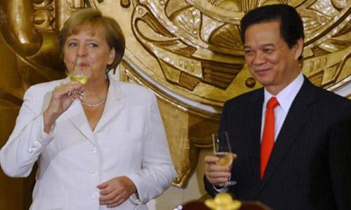Báo Đức viết về chặng đường 40 năm quan hệ ngoại giao Việt-Đức