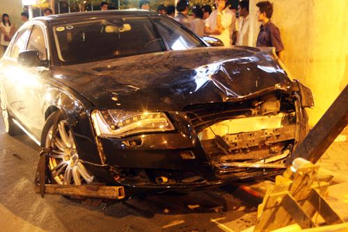 Tài xế Audi đâm hàng loạt người ở Tân Sơn Nhất bị khởi tố