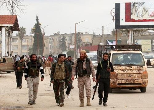 Giáo phận Hassaké giúp giải thoát 230 kitô hữu bị quân Hồi bắt cóc