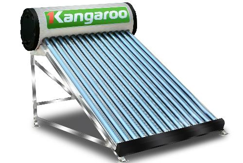 Công nghệ nano bạc ứng dụng cho chiếc máy năng lượng mặt trời của Kangaroo