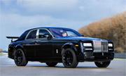 Rolls-Royce SUV chạy thử dưới lốt Phantom