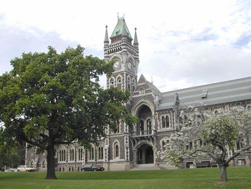 Trường Đại học Otago.