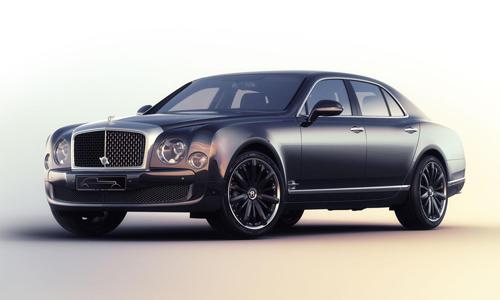 Bentley Mulsanne Speed Blue Train – siêu sang đặc biệt