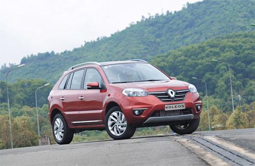 Renault Việt Nam hỗ trợ 50% phí trước bạ