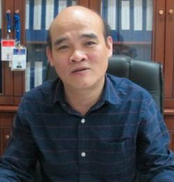 Tiến sĩ Nguyễn Huy Quang, Vụ trưởng Pháp chế, Bộ Y tế. Ảnh: N.Phương