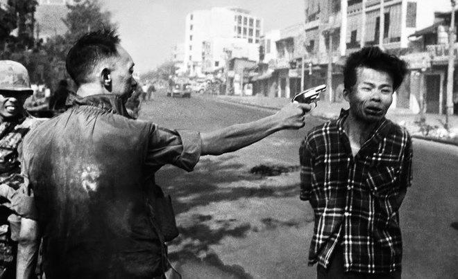Những bức ảnh biểu tượng cho chiến tranh Việt Nam