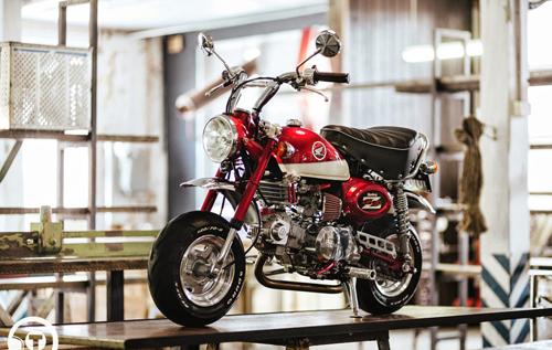 Honda Z50 - xe khỉ 'bé nhưng chất'