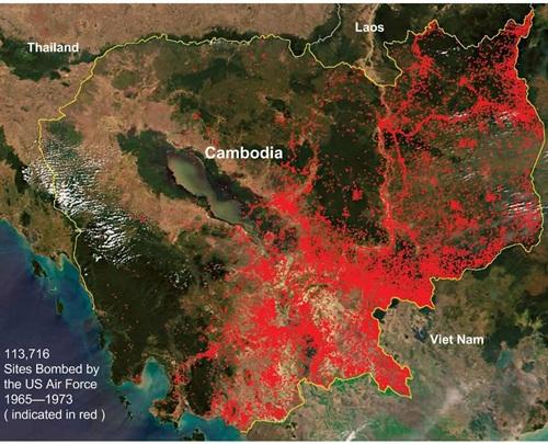 Cuộc chiến trong lòng đất ở Campuchia