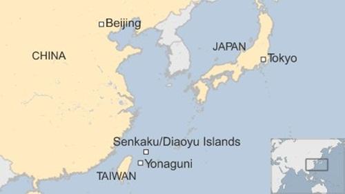 Động đất gây cảnh báo sóng thần ở Nhật Bản, Đài Loan