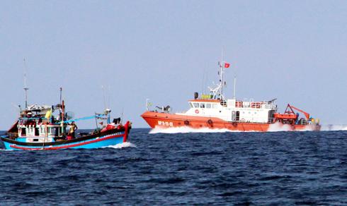Tướng Võ Văn Tuấn: 'Ghế dù vỡ dưới nước, hai phi công có thể đã hy sinh'