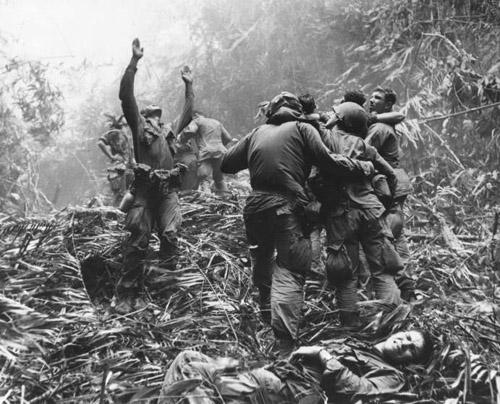 Bức ảnh ấn tượng về chiến tranh Việt Nam qua lời kể của tác giả