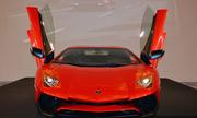 Lamborghini Aventador SuperVeloce chào Đông Nam Á
