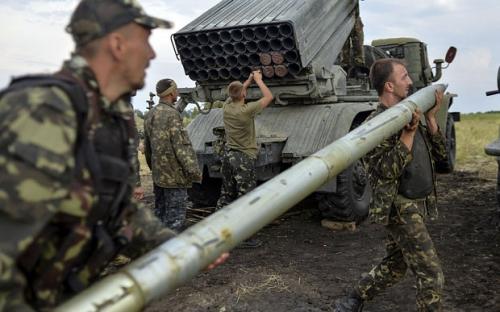 Mỹ tố Nga lập hệ thống phòng không trong lòng Ukraine