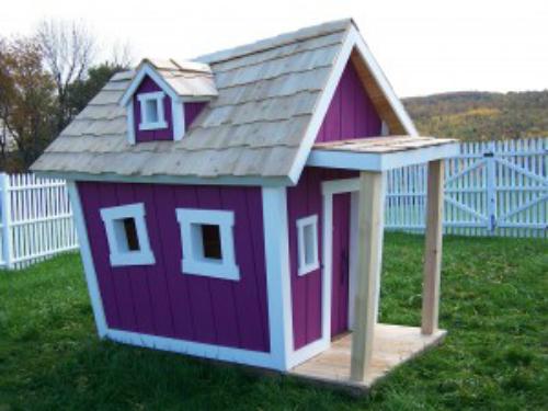 Đáp án câu đố về căn nhà màu tím