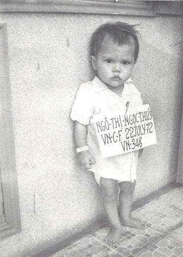 Số phận nghiệt ngã của đứa con nuôi Babylift