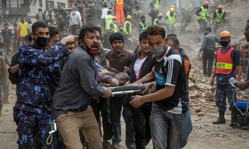 Người sống sót sau động đất Nepal: 'Quá kinh hoàng'