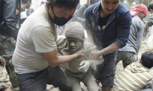 Động đất mạnh ở Nepal, 1.130 người chết