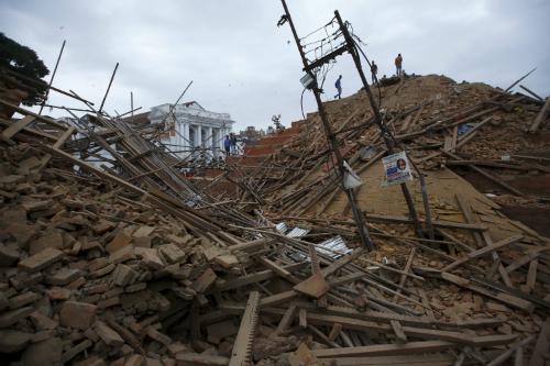 Vì sao động đất ở Nepal có sức công phá lớn