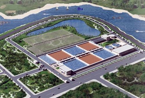 Gần 1900 tỷ xây nhà máy xử lý nước hôi tanh cho ba quận tại Sài Gòn