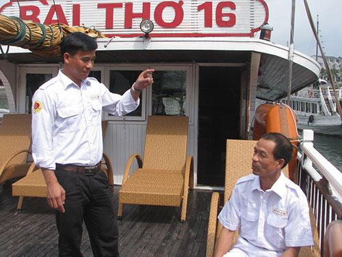 Thuyền trưởng đã cố gắng đưa tàu vào gần bờ sau khi bị đâm