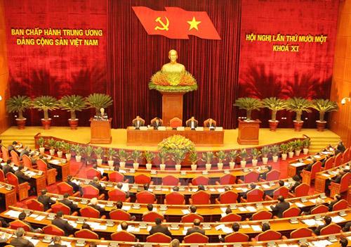 Ban chấp hành Trung ương thảo luận về công tác nhân sự