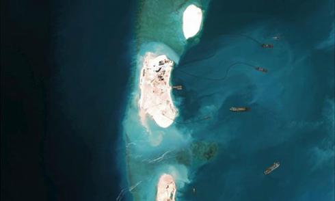 Xây đảo không giúp Trung Quốc đòi chủ quyền ở Biển Đông