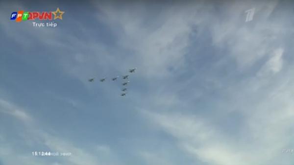 Các máy bay tiêm kích Sukhoi thế hệ thứ 5 của Nga.