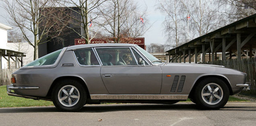 10 mẫu xe hơi đi trước thời đại