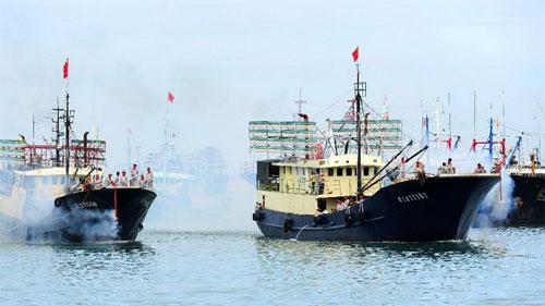 Trung Quốc đơn phương cấm đánh bắt cá ở Biển Đông từ trưa nay