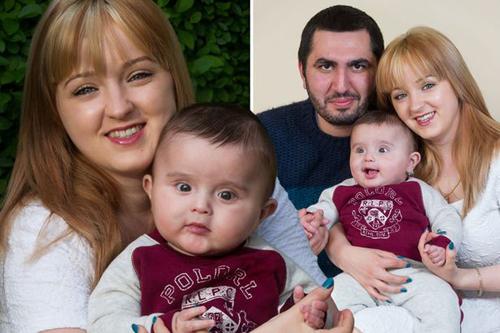 Em bé được 'thiết kế' gene đầu tiên ở châu Âu