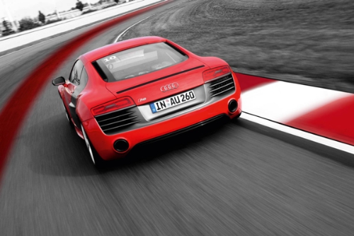 Trai nghiem cac tinh nang uu viet cua Audi