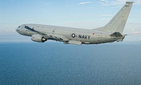 Điều máy bay trinh sát đến Trường Sa, Mỹ nắn gân Trung Quốc