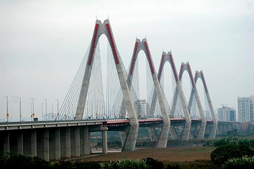 4.700 tỷ đồng làm đường cầu Nhật Tân - Thanh Niên