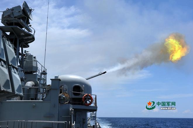 Trung Quốc tập trận cả ngày lẫn đêm trên Biển Đông - ảnh 6