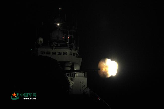 Trung Quốc tập trận cả ngày lẫn đêm trên Biển Đông - ảnh 3