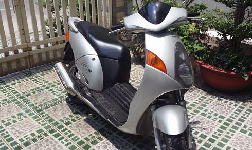 Honda @ - xe tay ga một thời dậy sóng Việt Nam