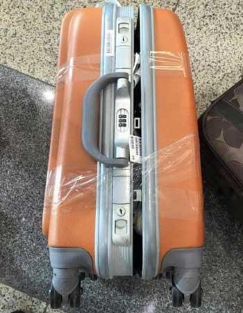 Clip_Nhiều hành khách tố mất tài sản tại sân bay Nội Bài