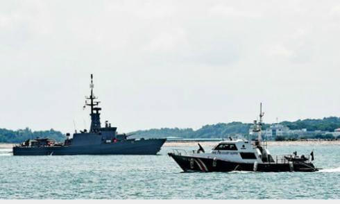 Đông Nam Á củng cố hải quân trước căng thẳng Biển Đông