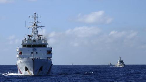 Trung Quốc dọa nạt Philippines về việc điều phi cơ trên Biển Đông