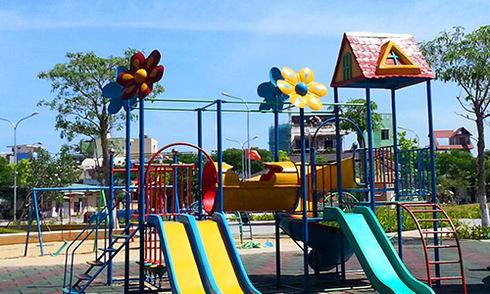 9 bé gái bị xâm hại khi chơi trong công viên