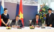 Việt Nam ký FTA với Liên minh Kinh tế Á - Âu