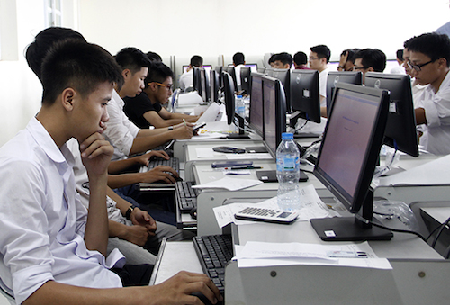 Thủ khoa Đại học Quốc gia mơ làm chuyên gia công nghệ