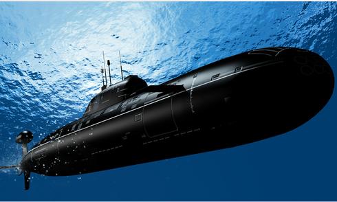 Tàu ngầm lấy khí oxy từ đâu?